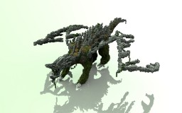 Earth Dragon Minecraft Project