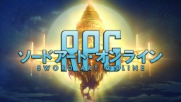 Sword Art Online RPG Server Minecraft