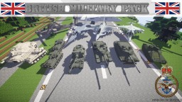 [Flan] [5.0] British Military Pack [Update 1.4] Fast and Heavy Minecraft