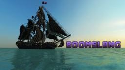 *BoomSlang* Bomb Ketch, Full interior build - World DL