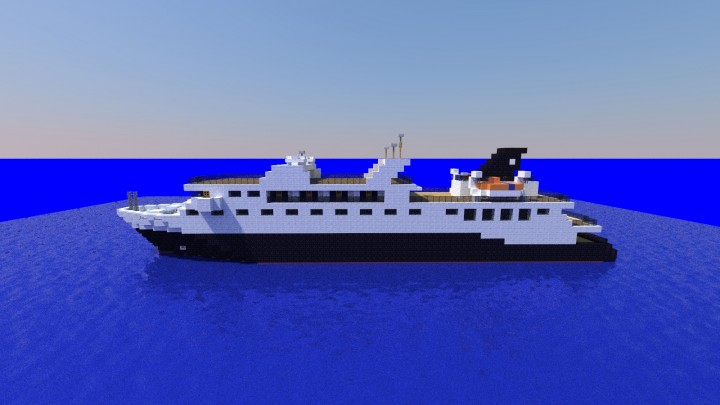 Celebrity expedition ship