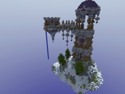 Fantasy Tower Minecraft Project