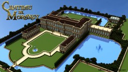 Château de Morangy Minecraft Map & Project