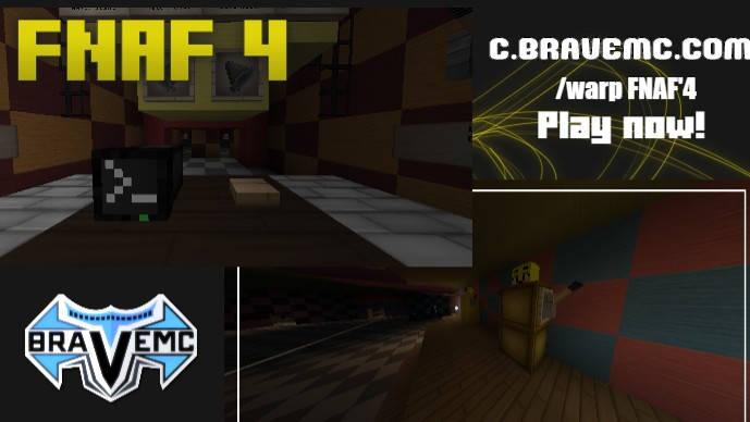 Five nights at freddy s 4 map server exclusive no download