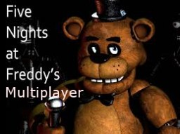 Five Nights at Freddy's Multiplayer Minecraft Map & Project