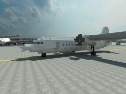 Fokker 50 Minecraft Map & Project
