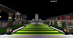 Triumvirate City Minecraft Map & Project