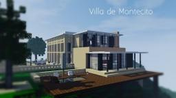 Villa de Montecito / Contemperary / WoK Minecraft Map & Project