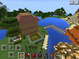 Garden (Riverside) Minecraft Map & Project