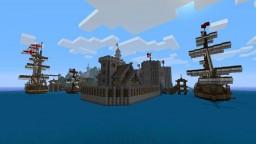 XBOX 360 Pirate Island ( Kanassau )