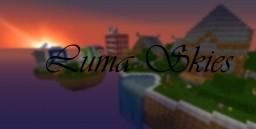Luma Skies V2 Minecraft Map & Project