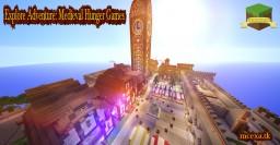 Explore Adventure Medieval HG: mcexa.tk Minecraft Map & Project