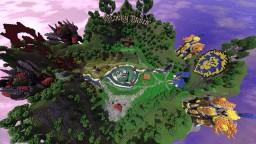 Ablocky Basin (Arathi Basin) - PVP MAP - BRAWL Minecraft Map & Project