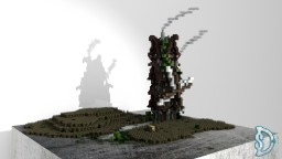 Medieval Windmill [+DOWNLOAD] Minecraft Map & Project