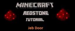Minecraft   Redstone Tutorial   Jeb Door Minecraft Blog