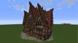 Merovian tavern Minecraft