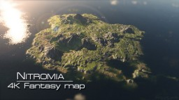 Nitromia - 4K Fantasy map Minecraft Map & Project
