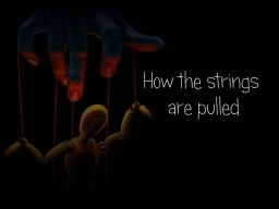 How the strings are pulled Minecraft Blog