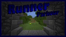 Parkour Map Runner [8.0+] Minecraft Map & Project