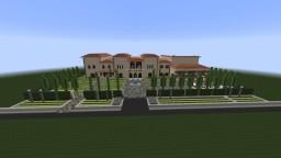 itallian mansion Minecraft Map & Project