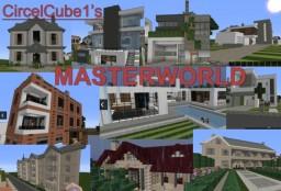 MASTER WORLD v1 Minecraft Map & Project
