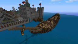 H.M.S Walrus Minecraft Map & Project