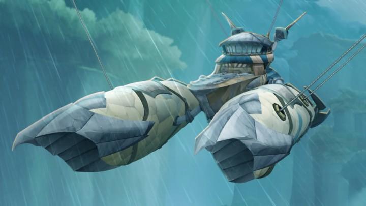 Storm Hawks The Condor Minecraft Project