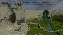 (Uncertain) Erebor: The Lonely Mountain Minecraft Map & Project