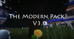 The Modern Pack 64x V3.0 Optifine/MCP Minecraft Texture Pack