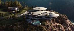 Iron Man 3 Malibu Mansion Minecraft