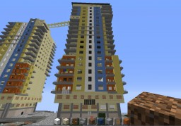 Dying Light Breckens tower Minecraft