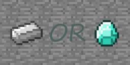 Iron or Diamond? Minecraft Blog Post