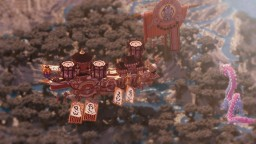 Khandro the flying temple Minecraft Project