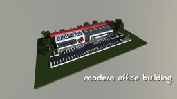 Modern office Minecraft Map & Project