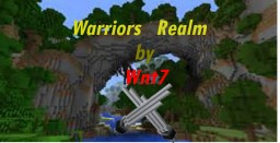 Warriors Realm a Minecraft adventure map Minecraft Map & Project