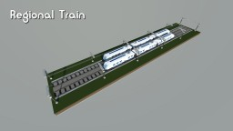 Regional train Minecraft Map & Project