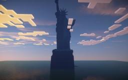 Statue of Liberty Minecraft