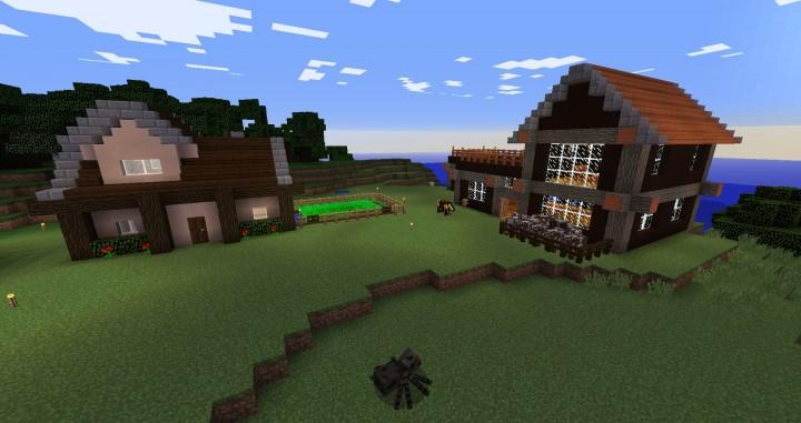 2 Server Houses
