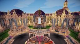 7 Portal Hub Spawn   WIP Minecraft Map & Project