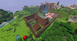 Megaminoshi Minecraft Map & Project