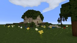 Fluttershy's cottage (MLP:FIM) Minecraft Map & Project