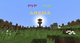 PvP/PvE Arena - by Atomo Minecraft Map & Project