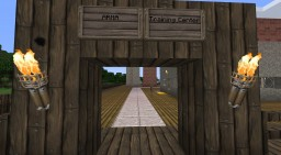 ARMA 3 Training Center- ArmaCraft Minecraft Map & Project