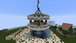 Donut Building Minecraft Map & Project