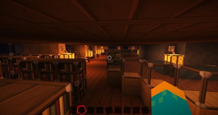 2. Floor - library
