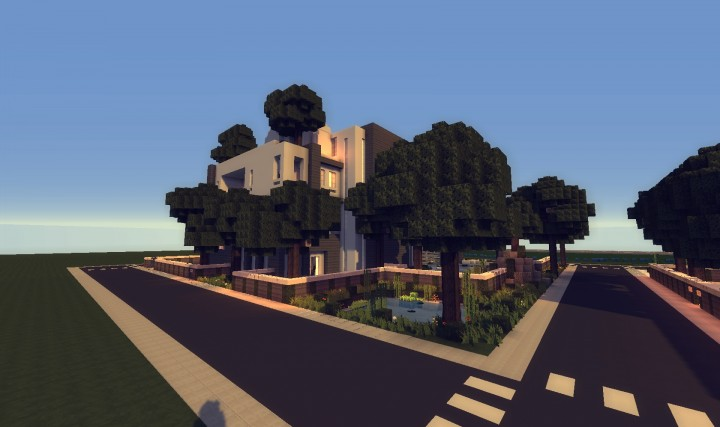 Apartment complex by blueberrybear minecraft project for Show pool post expert ng best forum