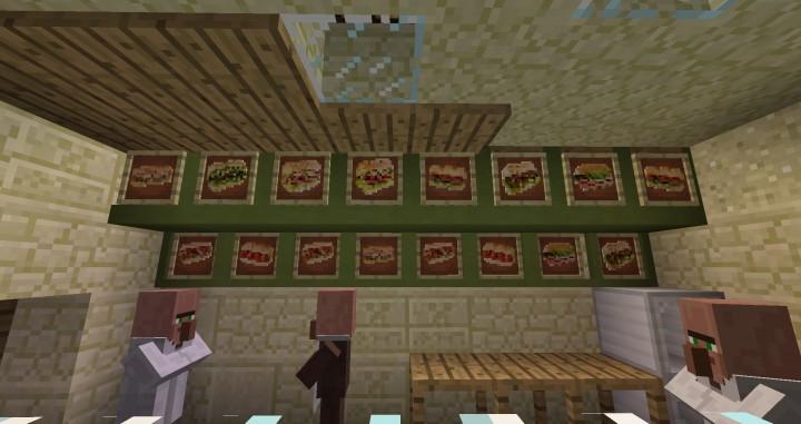 10 forge fast food mod new update 4 21 minecraft mod