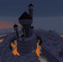 Volcano Fortress (DOWNLOAD AVAILABLE)