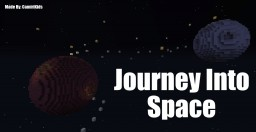 Journey Into Space (Made By: CamiriKids) 1.8 Parkour Map (Pop Reel) Minecraft Map & Project