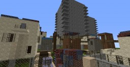 Minecraft Dying Light map - PROJECT REACTIVATION Minecraft